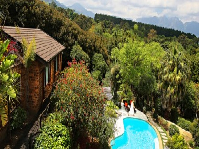 Hottentots Mountain View Guest House, Somerset West
