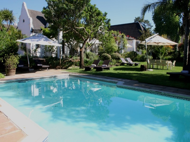 Albourne Boutique Guest House, Somerset West