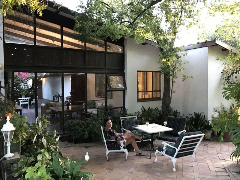 Helderbos B&B, False Bay