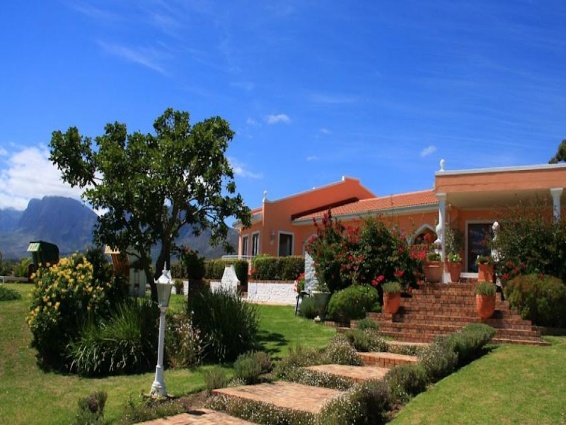 Apricot Gardens Guest House