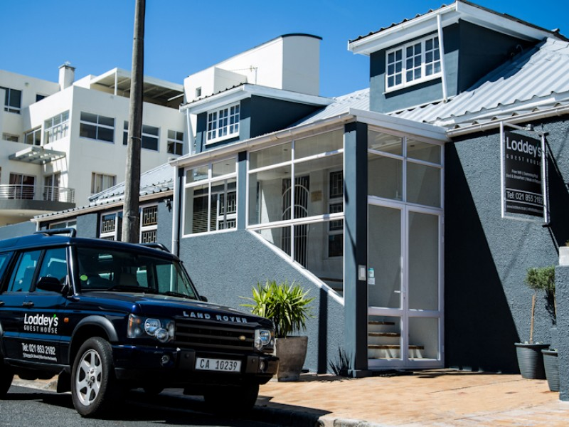 Loddey's Guest House, Strand