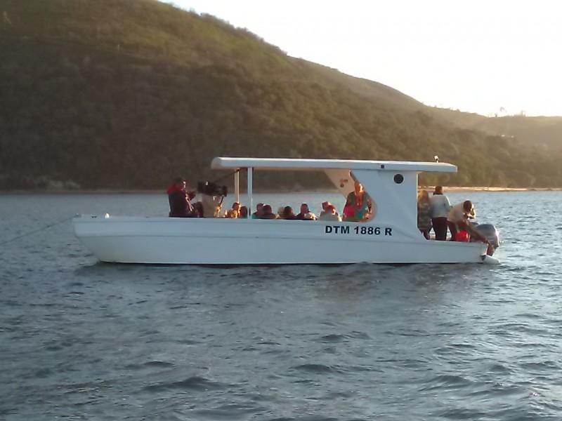 Knysna Charters Lagoon Boat cruise