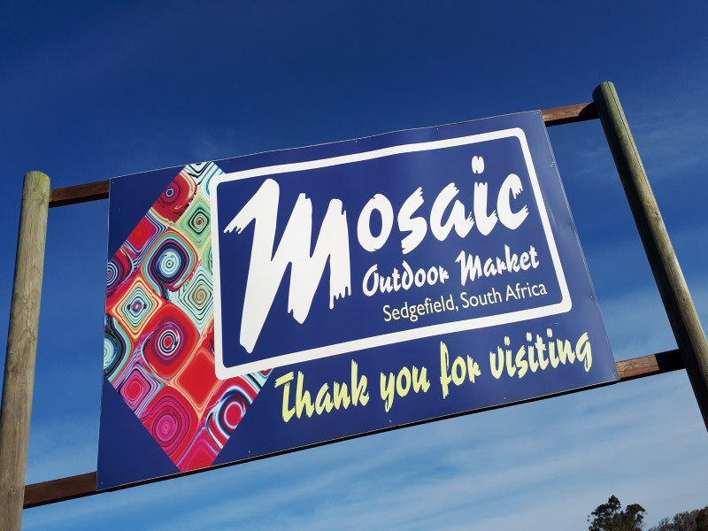 Mosaic Village and Outdoor Market, Sedgefield