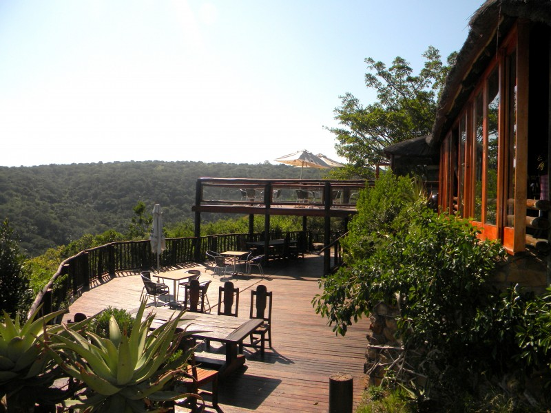 Inkwenkwezi Private Game Reserve , East London