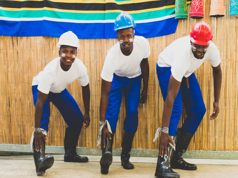 Drum Beats - Rhythms of Africa, Knysna