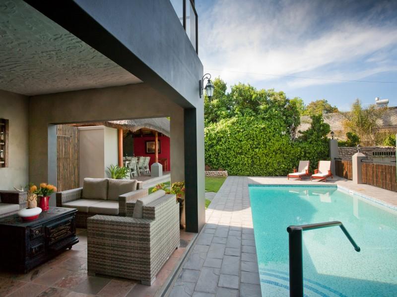 Miles B&B Guest House, Oudtshoorn