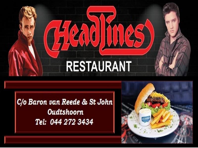 Headlines Restaurant Oudtshoorn