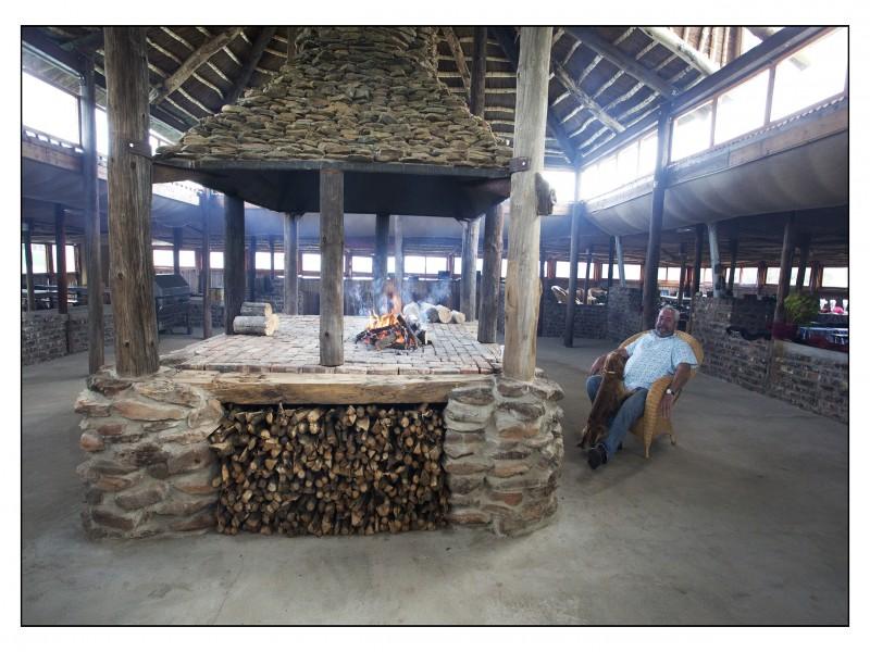 Kobus se Gat Restaurant - Swartberg Experience